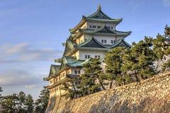 Замок 1 Нагои Стоковое Изображение RF