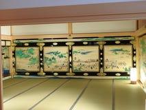 Замок Нагои стоковое изображение rf