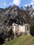 Замок на вызванном бедроке Стоковое Фото