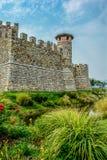 Замок на Калифорнии Napa Valley Стоковое Изображение RF