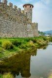 Замок на Калифорнии Napa Valley Стоковые Изображения