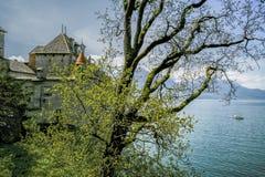 Замок неба Стоковые Фото