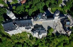 Замок Нойшванштайна Стоковое Изображение