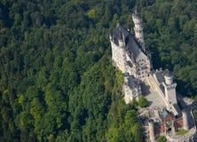 Замок Нойшванштайна Стоковая Фотография