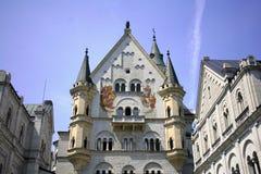 Замок Нойшванштайн Стоковое Фото