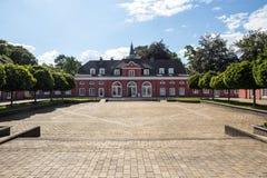 Замок Оберхаузен Германия Стоковое Изображение