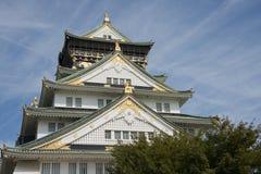 Замок Осака Стоковая Фотография RF