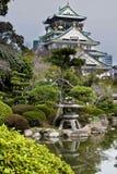 Замок Осаки Стоковая Фотография RF