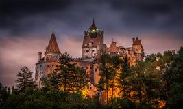 Замок отрубей Стоковое Изображение RF