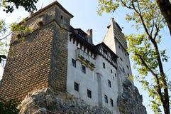 Замок отрубей Стоковое Фото
