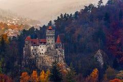 Замок отрубей Стоковые Изображения RF