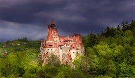 Замок отрубей Стоковые Изображения