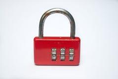 Замок паролей Стоковое Фото