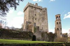 Замок лести. CO. Пробочка. Ирландия Стоковое Фото