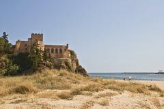 замок Португалия Стоковые Изображения RF