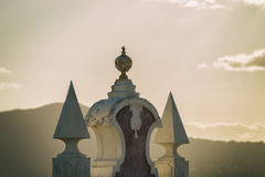 замок Португалия Стоковое Фото