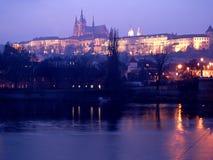 Замок Праги, республика проверки Праги Стоковые Фото