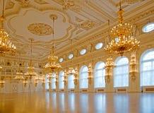 Замок Праги, чехия Стоковые Фотографии RF