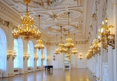 Замок Праги, чехия Стоковая Фотография