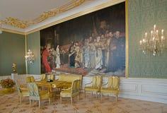 Замок Праги, чехия Стоковое Изображение RF