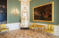Замок Праги, чехия Стоковые Изображения RF