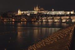 Замок Праги Стоковые Изображения RF