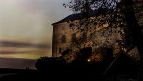 Замок призрака стоковые фото