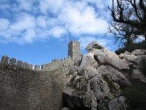 Замок причаливает Стоковая Фотография RF