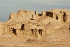Замок пустыни Стоковые Фотографии RF
