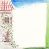 Замок рамки бесплатная иллюстрация