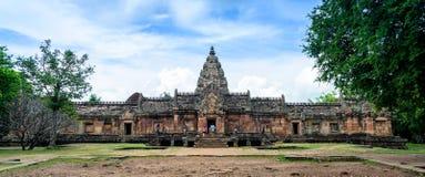 Замок ранга Phanom стоковое фото