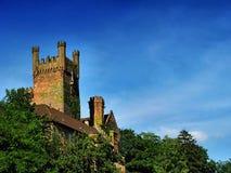 замок романтичный Стоковое Фото