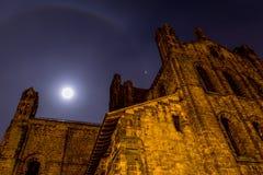 Замок руин Стоковая Фотография RF