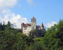 замок Румыния отрубей Стоковая Фотография RF
