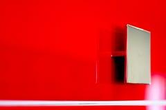 замок ручки двери Ручка двери для двери или шкафа Стоковая Фотография RF