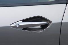 замок ручки двери автомобиля Стоковые Изображения RF
