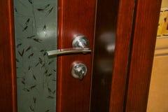 замок ручки двери Стоковые Изображения RF