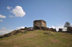 Замок сари стоковое изображение