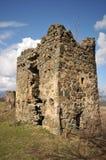 Замок сари Стоковые Фото