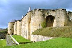 Замок седана Стоковое Фото
