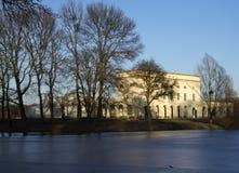 Замок сказки Стоковые Фото