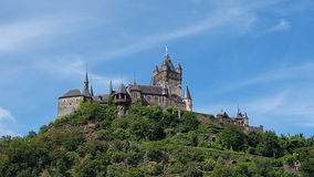 Замок сказки Стоковое Изображение RF