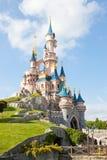 Замок спящей красавицы стоковые фото