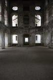 замок средневековый Стоковая Фотография