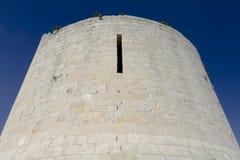 Замок старой башни Noto, (Сицилия) Стоковая Фотография RF