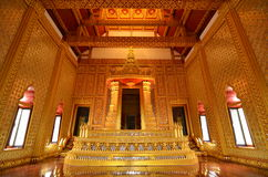 Замок старости в Таиланде Стоковые Фото