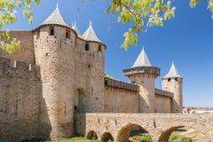 замок старый Стоковое Изображение RF