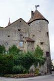 замок старый Стоковая Фотография