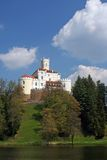 замок старый Стоковые Фотографии RF