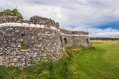 замок старый Стоковые Изображения RF
